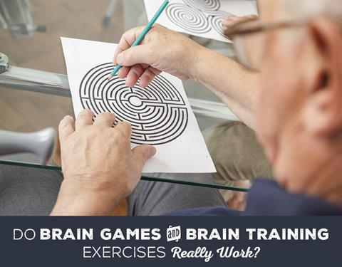 Do Brain Games Work